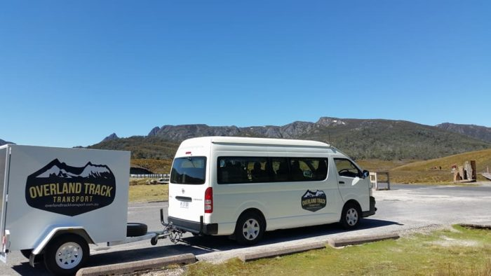 Launceston to Cradle Mountain Bus Ticket