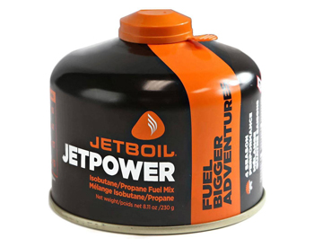 Jetpower 230g gas canister